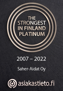 The Strongest in Finland Platinum | en
